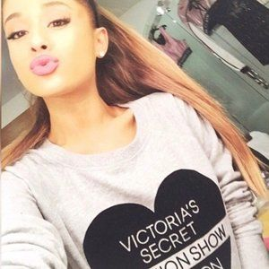 Victoria's Secret Fashion Show Sweater ASO Ariana